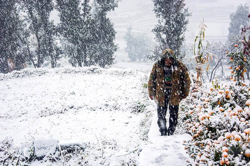 The weather does not change in Uttarakhand, cold-breaking records
