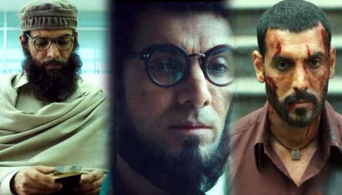 John Abraham's film 'Raw-Romeo Akbar Walter' trailer released! John in a unique look