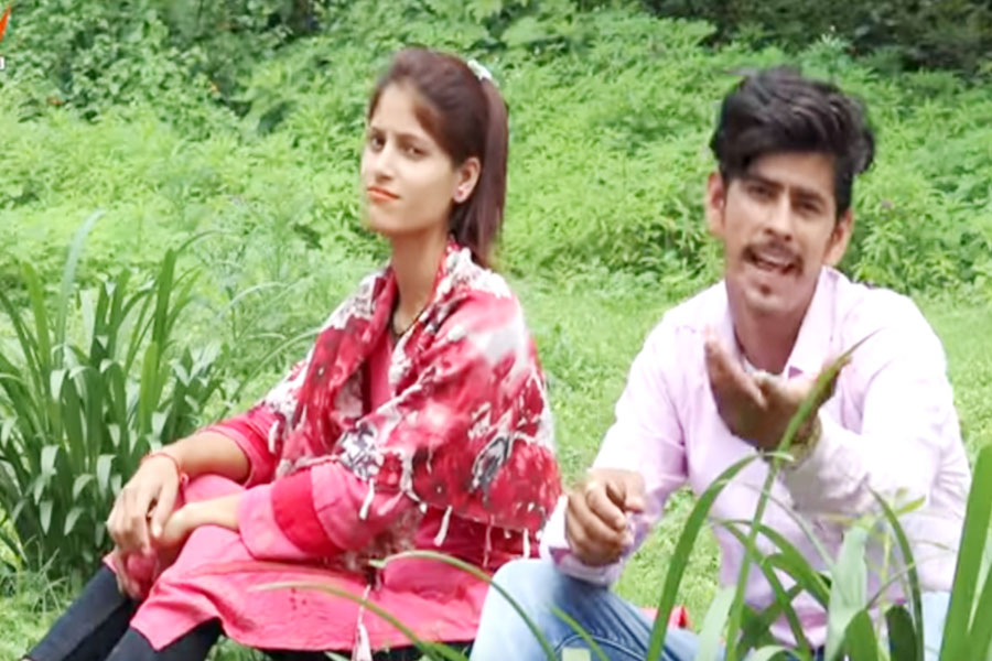 Latest Garhwali songs: Radha Javan Hoage Garhwali song released, Anusha and Sanjay's visual affair