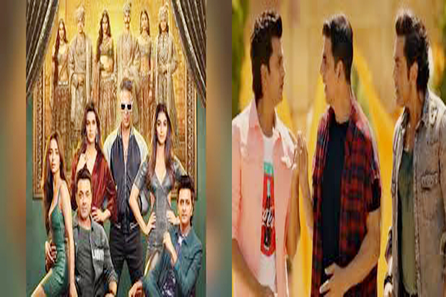 Housefull 4 Trailer: Akshay, Ritesh, Bobby's 'Housefull 4' trailer for comedy