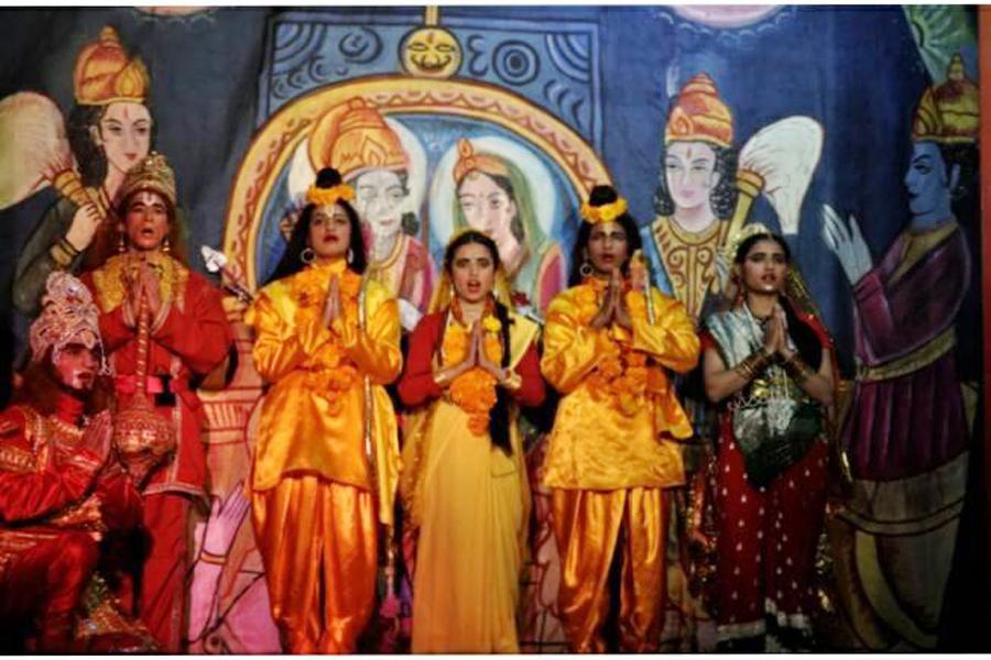 नैनीताल में जल्द शुरू होगा रामलीला का मंचन