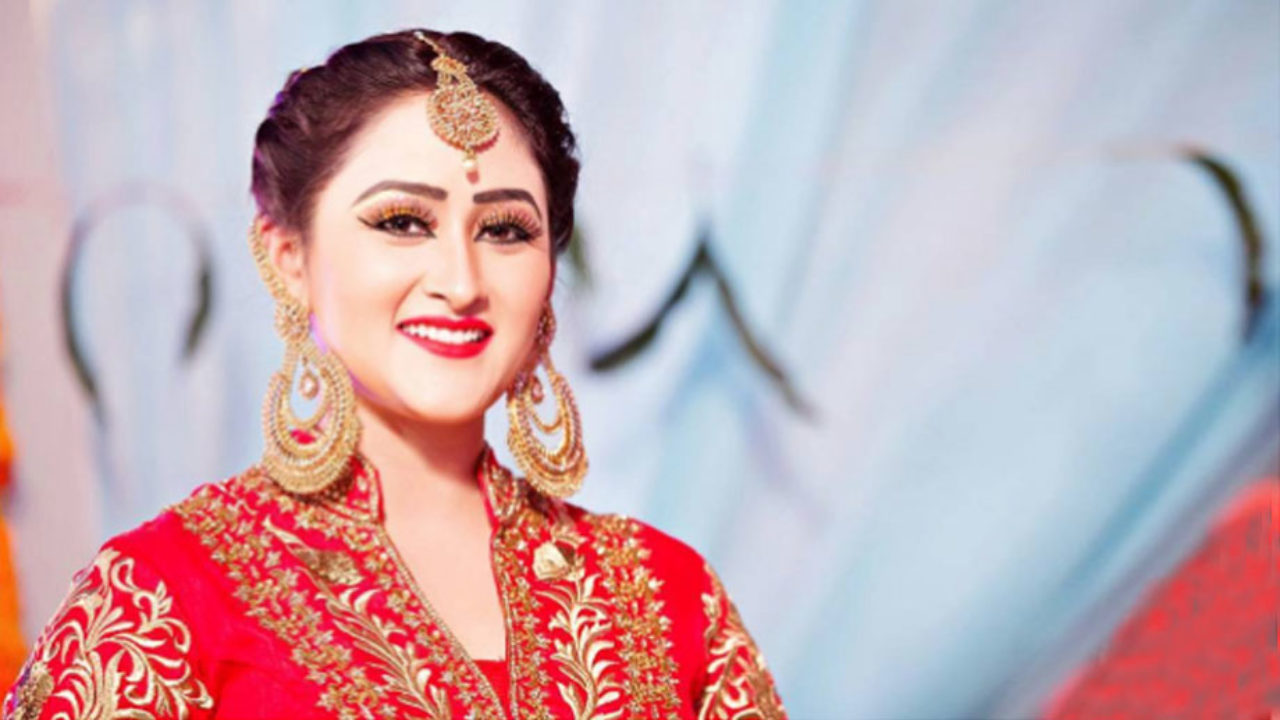 Aditi Sajwan uttarakhandi Actress