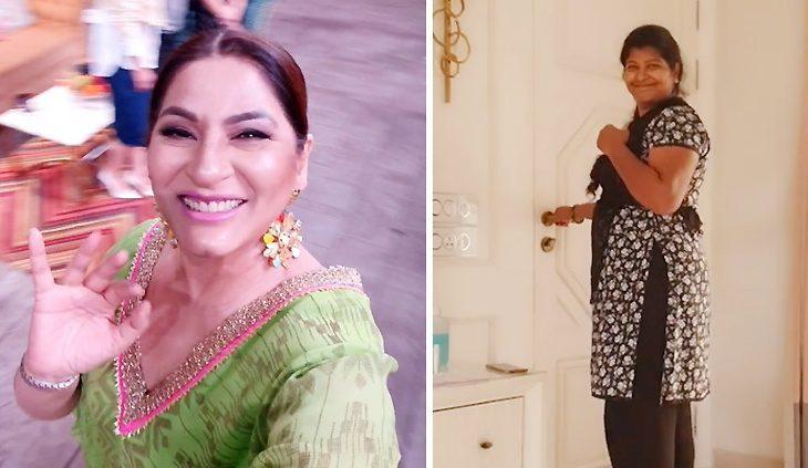 Archana Puran Singh calls Bhagyashree Apt identify
