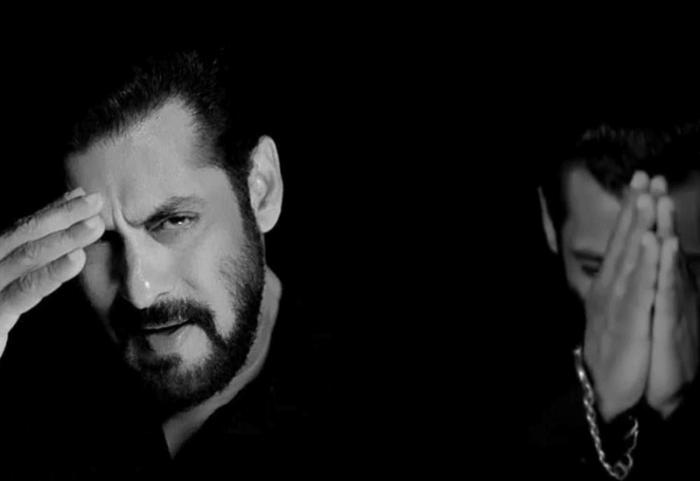 Salman Khan sings