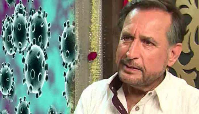 bollywood actor kiran kumar corona test got positive