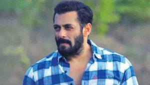 Salman Donate 1 Lac Sanatizer to Mumbai Police