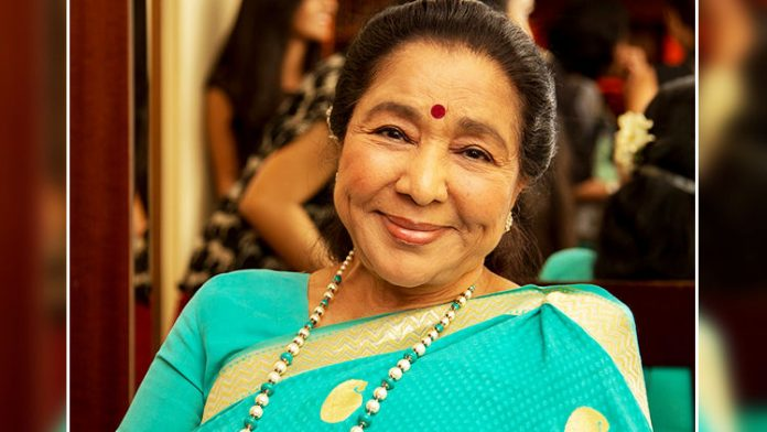 Bollywood's famous singer Asha Bhosle launched her YouTube channel