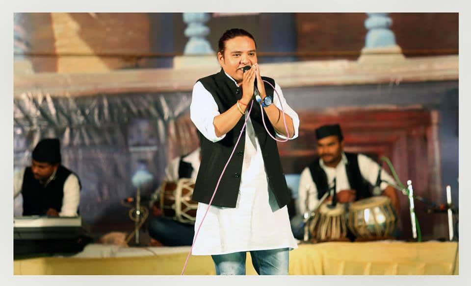 Kishan Mahipal is the folk singer of uttarakhand films industry