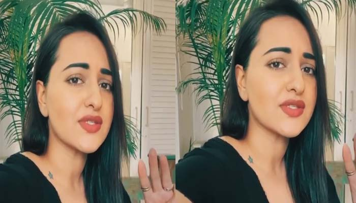 Sonakshi Sinha took three big decisions by herself to save the environment