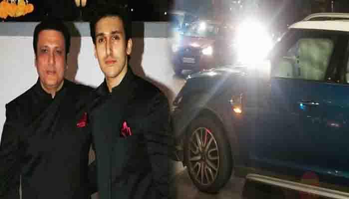 Govinda के बेटे Yashvardhan का हुआ कार एक्सीडेंट, वीडियो हो रहा वायरल