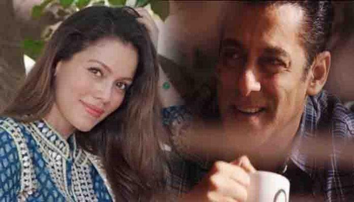 Salman Khan Preparing a short movie with waluscha