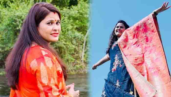 Hema Negi Karasi नया अवतार हुआ वायरल, जोगिनी बन सोशल मीडिया पर मचाई धूम।