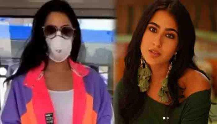 Sara Ali Khan ने साँझा की फैमिली मेंबर्स की कोरोना रिपोर्ट, वायरल हुई पोस्ट।