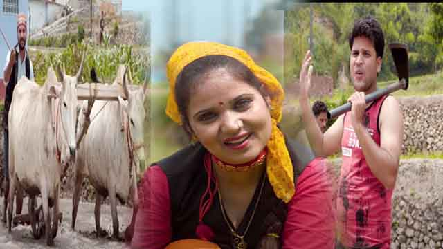 Farmer video song of Sahab Akanksha Ramola, why should the migrants be well liked?