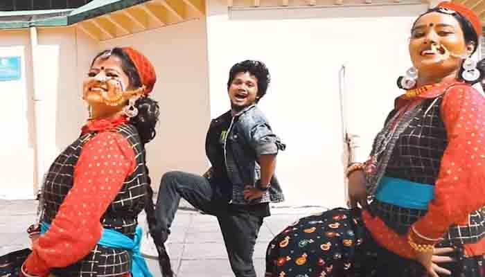 Kishan Mahipal का घागरा वीडियो रिलीज़ !डांस और रैप का गजब तालमेल!