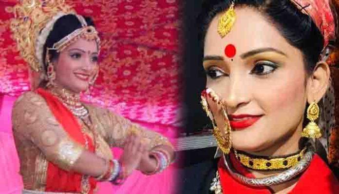 Uttarakhand: उत्तराखंड की अभिनेत्री मिनी उनियाल बनी पार्वती, वायरल हो रही फोटोज़।