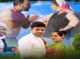 pooja-kala-returns-from-sahab-singh-ramolas-video-song-raju-contractor-guthi-won-audiences-heart