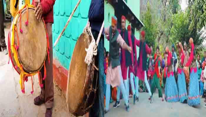 उत्तराखंड की परंपराओं को दर्शाता वीडियो गीत ढोल दमौं हुआ रिलीज, दर्शकों की मिली जबरदस्त प्रतिक्रियाएं