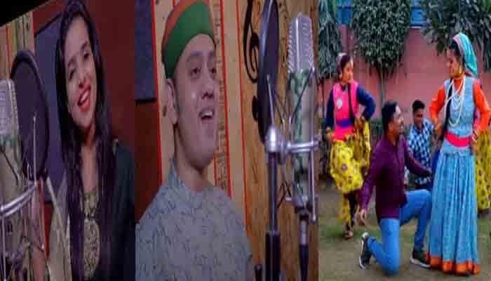 रामेश्वर गैरोला औऱ प्रमिला चमोली की जुगलबंदी में नया वीडियो गीत घाघरी यूट्यूब पर मचा रहा धूम।