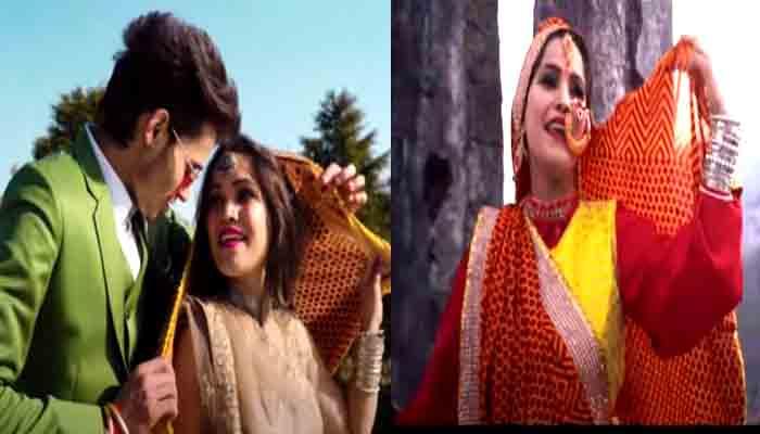 इंदर आर्य के मेरो लहंगा 2 वीडियो गीत बना दर्शकों की पंसद, यूट्यूब समेत सोशल मीडिया पर मचा रहा धूम।