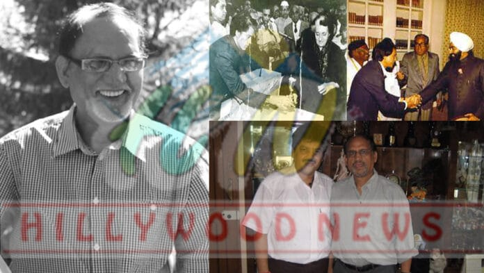 Parashar Gaur the father of Uttarakhand film industry