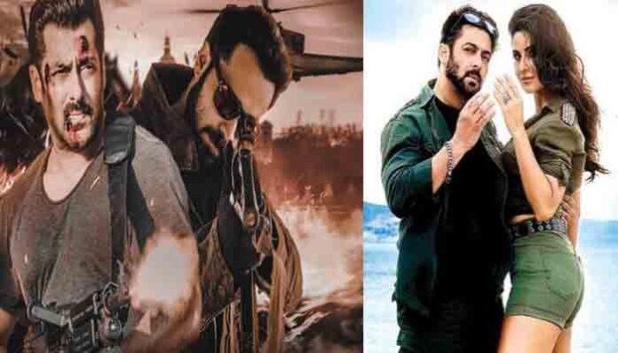 एक्टर सलमान खान की एक्शन फिल्म टाइगर 3 में रणवीर शौरी की धांसू एंट्री,इमराम हाशमी भी आएंगे नजर।