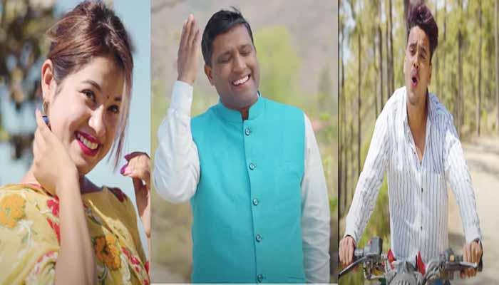 jagran-samrat-pritam-bhartwans-new-love-song-release-akash-natasha-duo-sabki-favorite