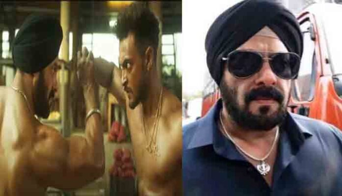फिल्म Antim पर टूटा कोरोना का कहर,सलमान खान के फैंस को करना होगा इतंजार।