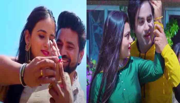 किशन महिपाल का 'Bangaal Choori' यूट्यूब पर 1लाख पार,दर्शकों ने कहा जबरदस्त सॉन्ग।