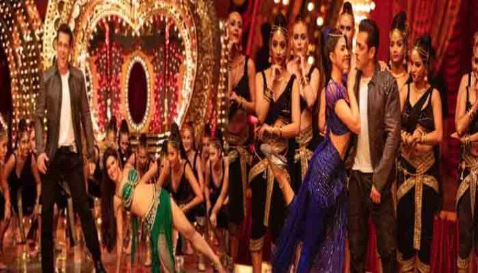Salman Khan ने दिया जैक्लीन को दिल,Dil De Diya सॉन्ग में जमी जबरदस्त कैमिस्ट्री।
