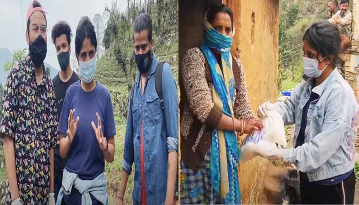 priyanka-meher-set-an-example-reaching-out-to-the-village-and-helping-the-needy