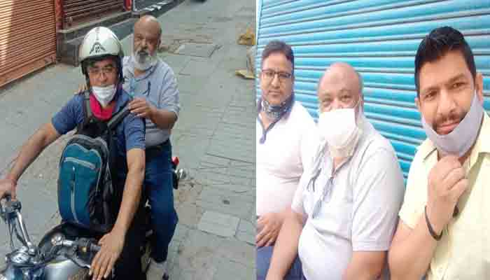 Saurabh Shukla reached Almora to find shooting location, visited historical places.