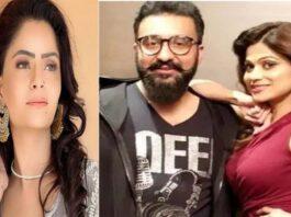 एक्ट्रेस Gehna Vasishth ने किया खुलासा,शमिता शेट्टी के साथ बनाने चाहते थे फिल्म राज।