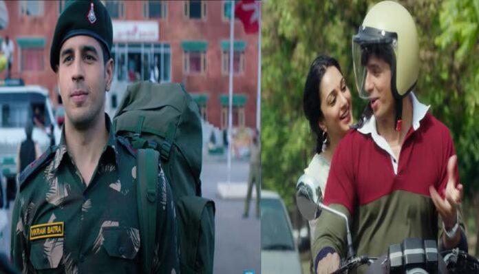 shershaah फिल्म का ट्रेलर रिलीज, विक्रम बत्रा की शौर्य गाथा पर है आधारित।