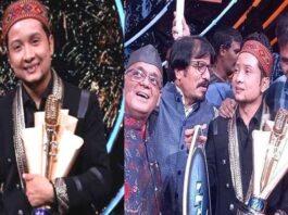 पवनदीप राजन ने जीता Indian idol 12, देवभूमि में जश्न का माहौल।