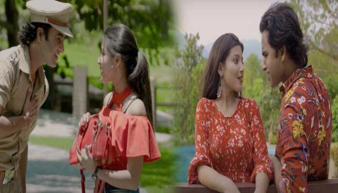 बिगरैली बाँद वीडियो ने बटोरे लाखों व्यूज,अजय आइशा ने अभिनय से जीता दिल।