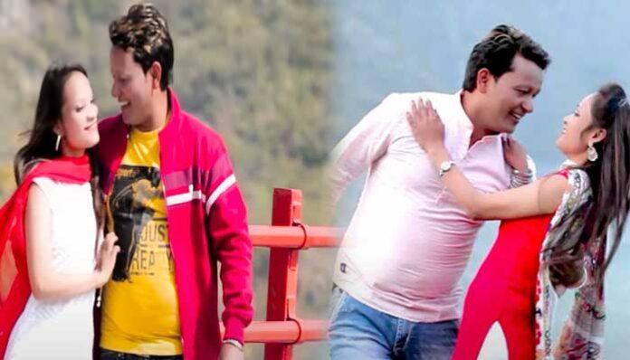 बिंदूला गीत बन रहा है लाखों दर्शकों की पसंद, यसपाल के संग जमी शिवानी की जोड़ी।