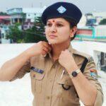 Sonia Joshi in Uniform