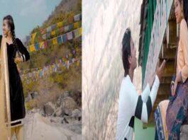 तेरु नचरोट वीडियो में अजय,यामिनी की जोड़ी ने जमाया रंग,देखें वीडियो।